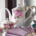 Antique tea pot styling by A Life More Beautiful