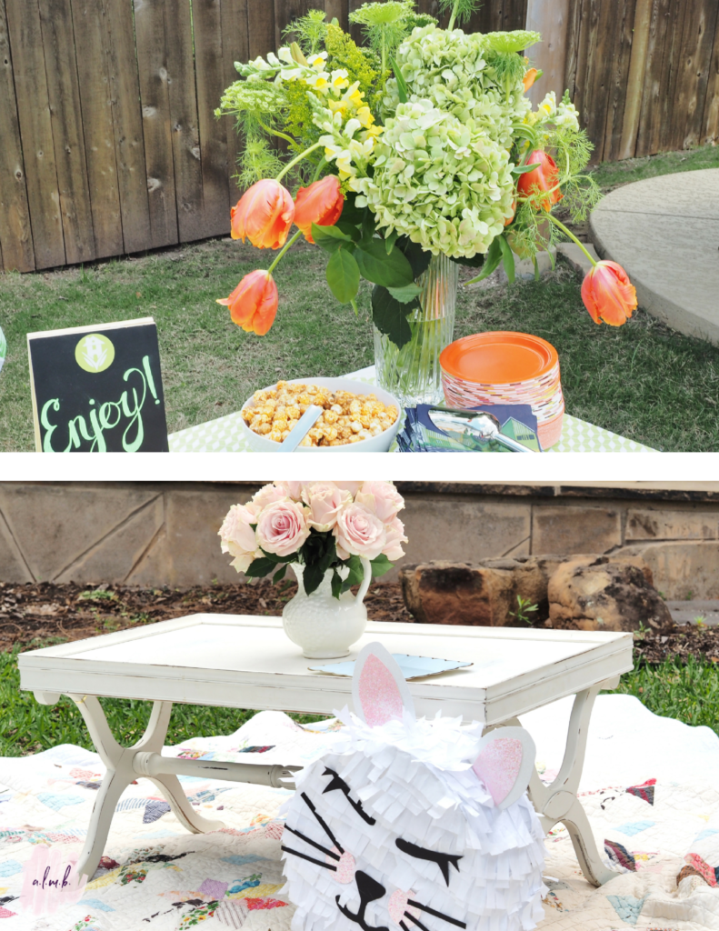 Events for adults and little people styled by A Life More Beautiful