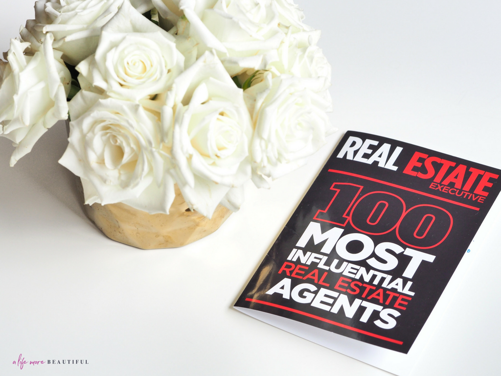 It's important to let clients know about your latest accolades, and thoughtful image styling can help do just that. | ALMB