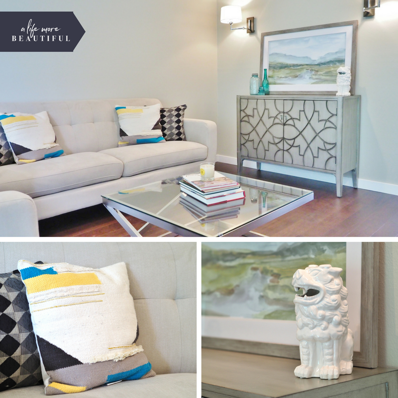 Staging is critical when you are flipping houses. | A Life More Beautiful