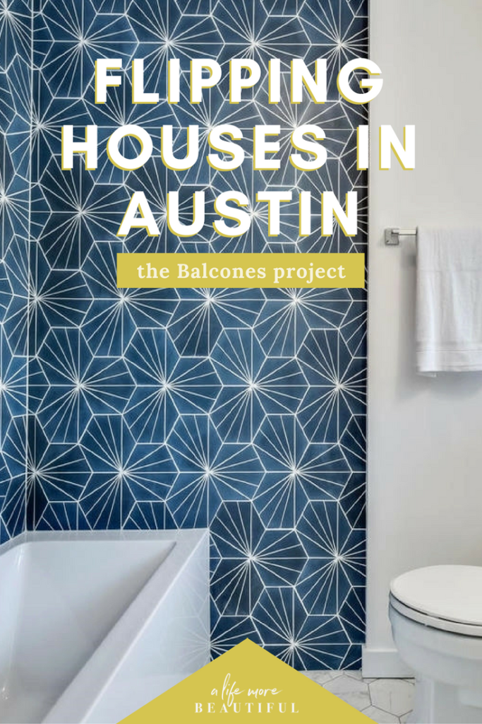 The journey of our recent flip condo in Central Austin | A Life More Beautiful