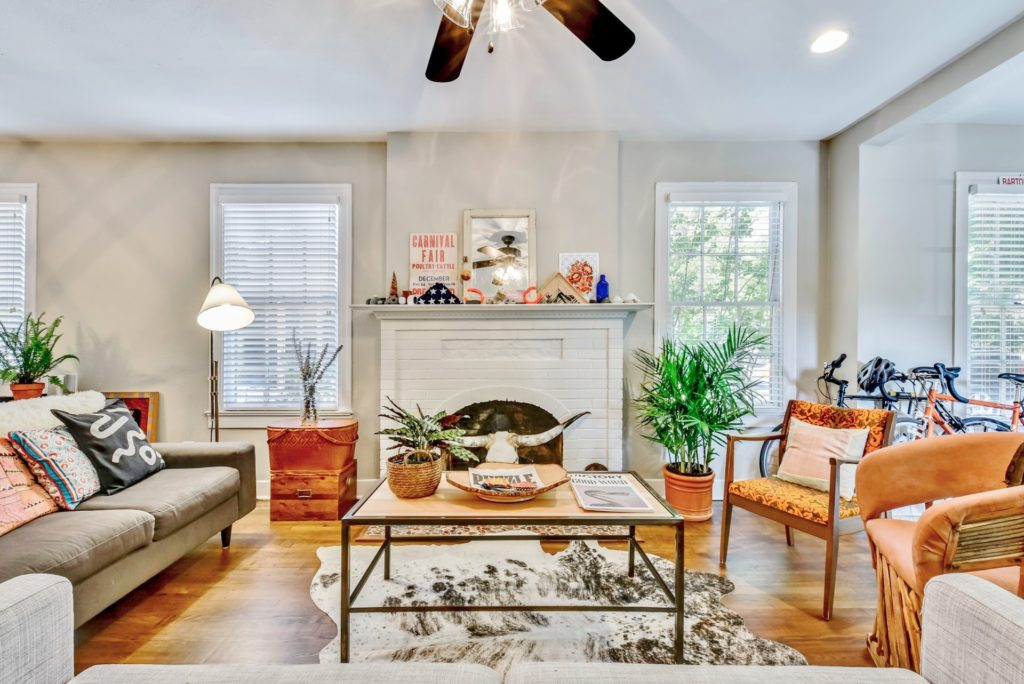 Boho chic is having a moment in Austin. This home interior trend is one the rise.