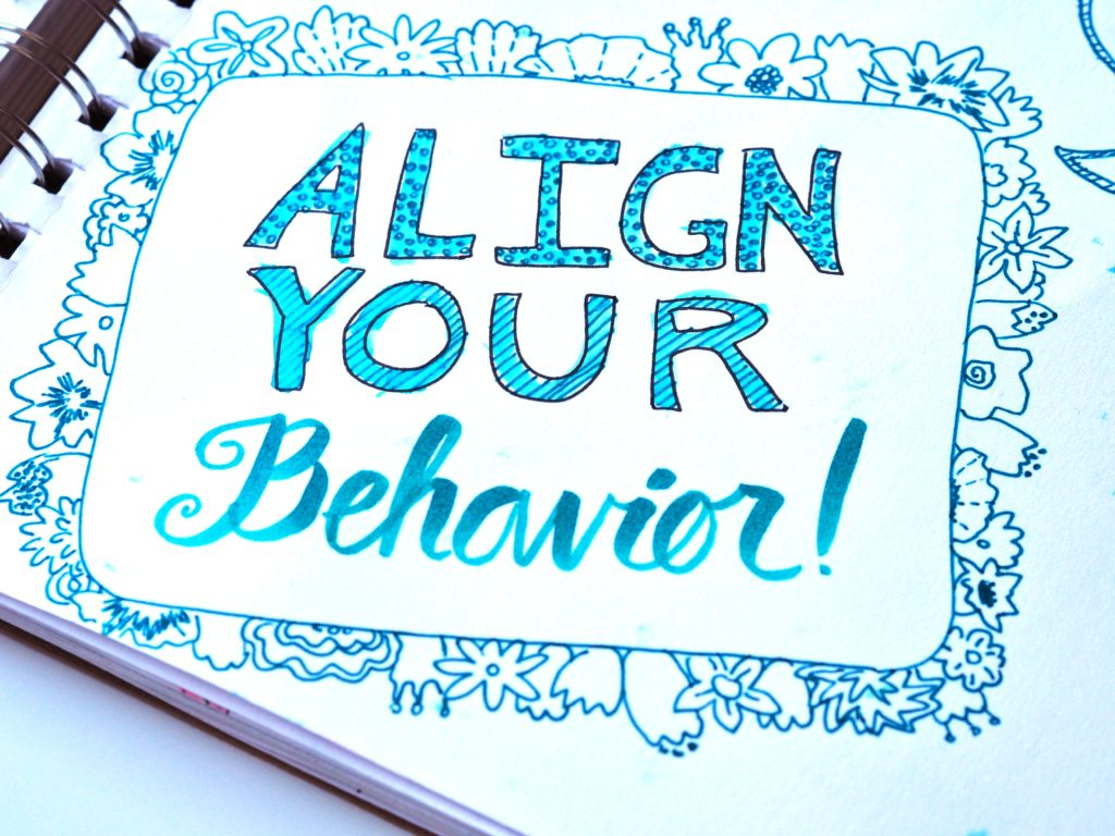 Align your behavior | ALMB