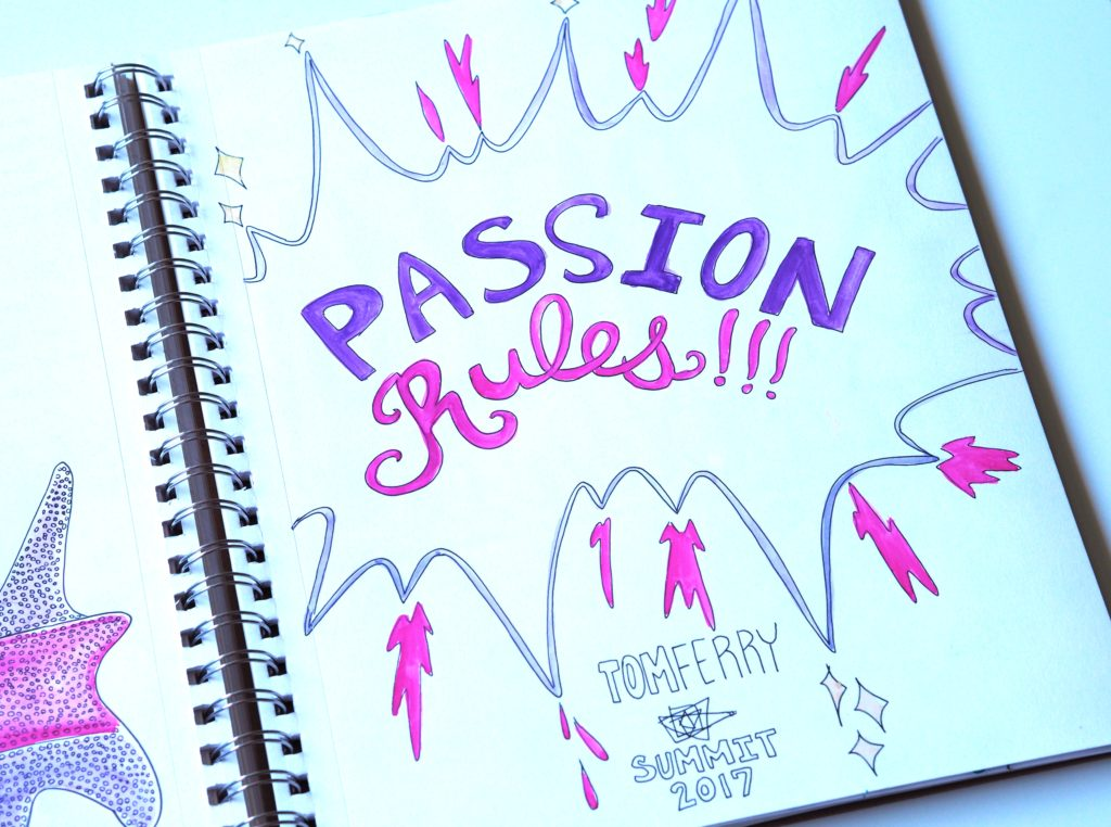Passion rules by ALMB