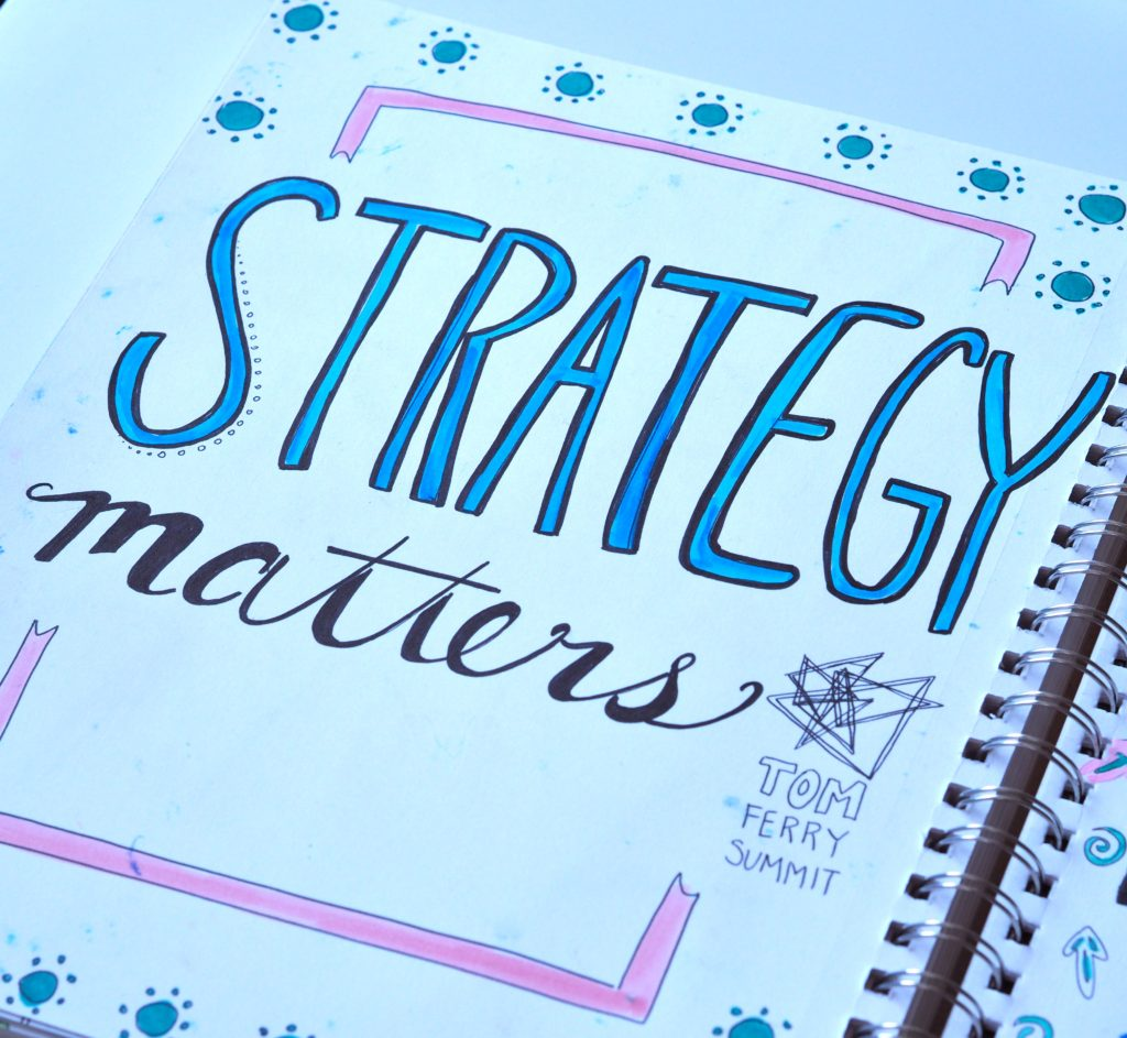 Strategy matters by ALMB