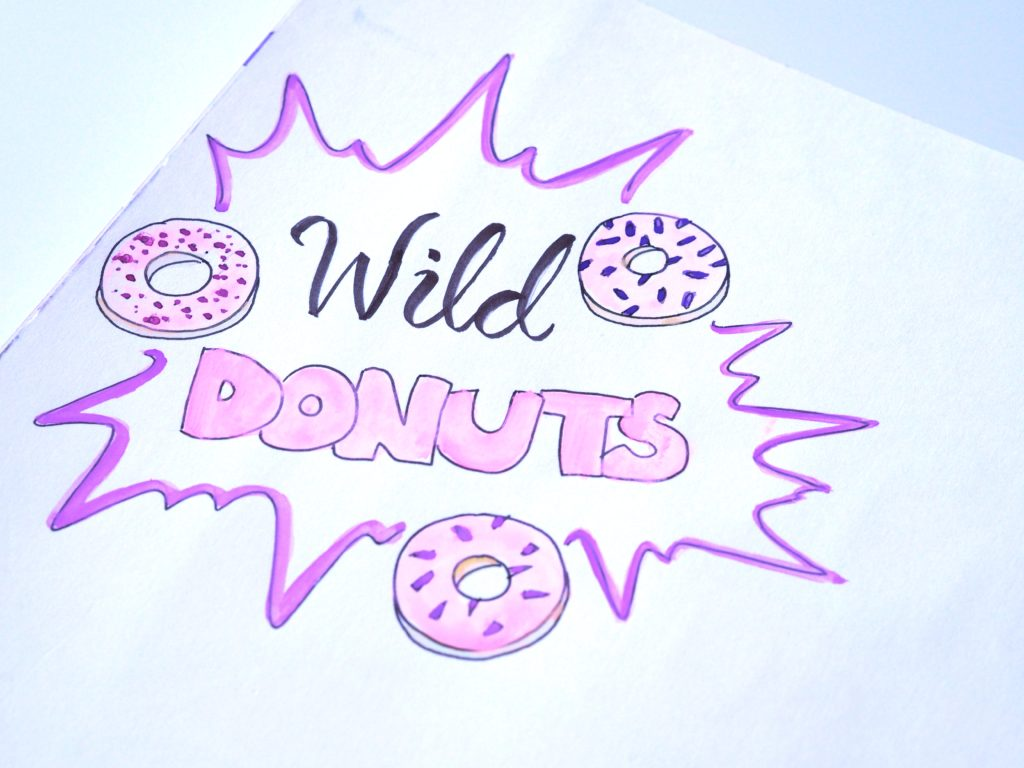 Wild donuts by ALMB